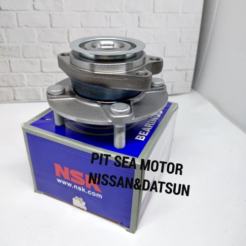 Foto Produk bearing roda depan Nissan Livina dan Latio NSK Japan dari pit sea motor nissan