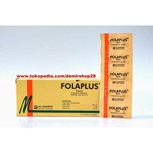 Foto Produk Folavit, Folaplus, Asam Folat dari Demir Shop