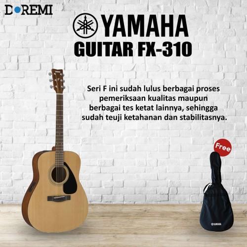 Foto Produk Yamaha Guitar FX-310 / FX310 / FX 310 dari PT Doremi Music