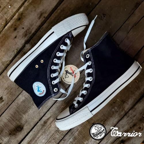 Foto Produk Sepatu Warrior Sparta BW High Cut dari sepatu kodachi