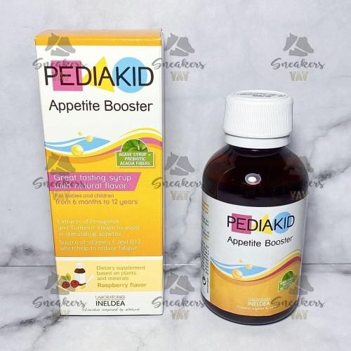 Foto Produk Pediakid Appetite Booster Vitamin Nafsu Makan Anak Asli Buatan France dari sneakersyay.id