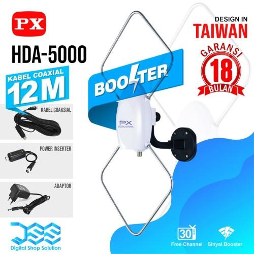 Foto Produk Antena Digital TV Outdoor PX HDA-5000 dari Digital Shop Solution