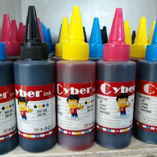 Foto Produk tinta cyber ink dari belilepi computer