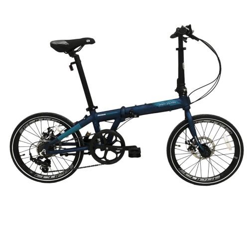 Foto Produk Sepeda Lipat Dahon Ion Madison 20 inch 7 Speed - Blue dari ElementIndonesia