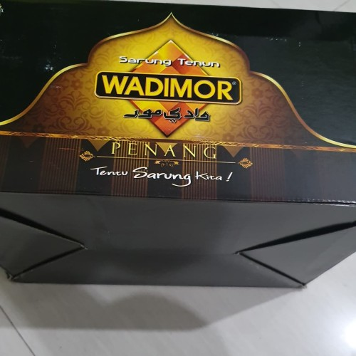 Foto Produk Sarung Wadimor - motif Padang dari darkcrozz