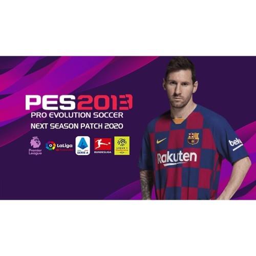 Foto Produk PES Pro Evolution Soccer 2013 plus Patch 2020 for PC or Laptop dari WILDANS GAMES