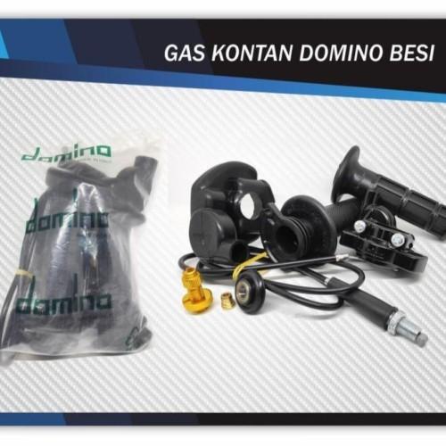 Foto Produk Gas spontan Domino original italy plus kabel dari gudang variasi mtr