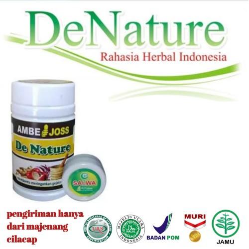 Foto Produk Obat Wasir Ambeien Herbal De Nature dari Klinik Herbal Denature