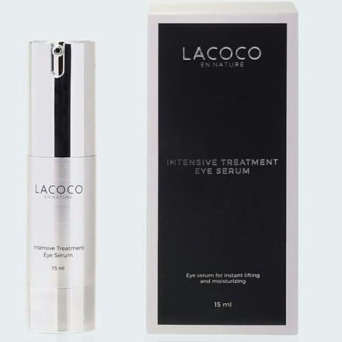 Foto Produk LACOCO INTENSIVE TREATMENT EYE SERUM/PENCERAH KELOPAK MATA/SERUM MATA dari Lacoco.id.