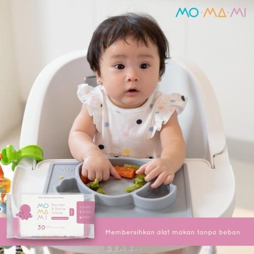 Foto Produk MoMaMi Pacifier & Bottle Wipes 30s dari Yen's Baby & Kid Official Shop