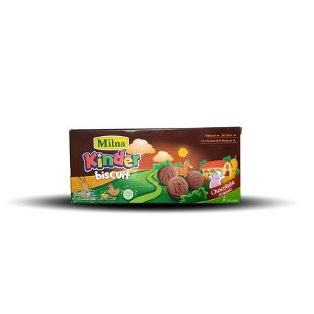 Foto Produk Milna Biskuit Kinder Chocolate dari Yen's Baby & Kid Official Shop