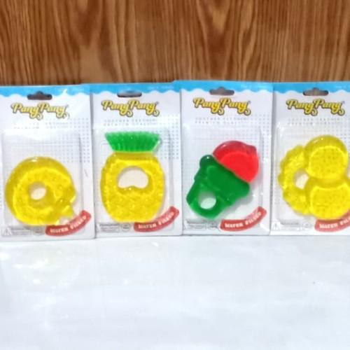 Foto Produk gigitan bayi water filled soother teether dari HM (hamanda) toys