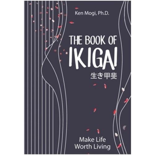 Foto Produk THE BOOK OF IKIGAI dari Mizanstore