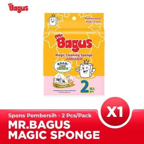 Foto Produk Mr. Bagus Magic Sponge (Spon Ajaib) 2's dari Bagus Official Store