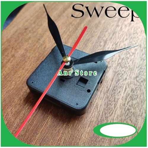 Foto Produk Mesin Jam Dinding Sweep Merayap Termurah 3268s dari nurizki