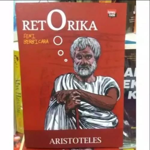 Foto Produk RETORIKA SENI BERBICARA KERTAS BOOKPAPER PENGARANG : ARISTOTELES dari sakraan booktore