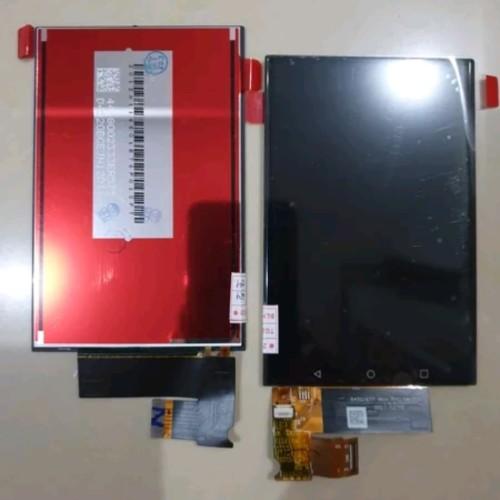 Foto Produk LCD TOUCHSCREEN BB BLACKBERRY KEYONE ORIGINAL - Hitam dari KING sparepart
