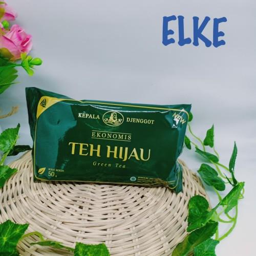 Foto Produk Teh hijau green tea kepala jenggot dari elfrida kefir