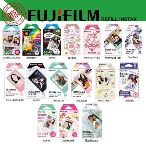 Foto Produk Refill Instax Mini Instant Color Film isi 30 lembar - Instax MiniFilm dari Milo Shoes