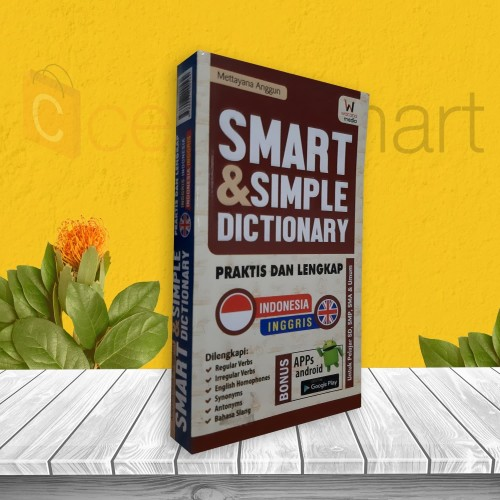 Foto Produk Smart & Simple Dictionary dari cerdas media