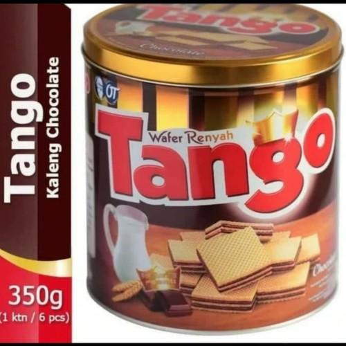 Foto Produk Tango wafer chocolate kaleng dari boutiqushop