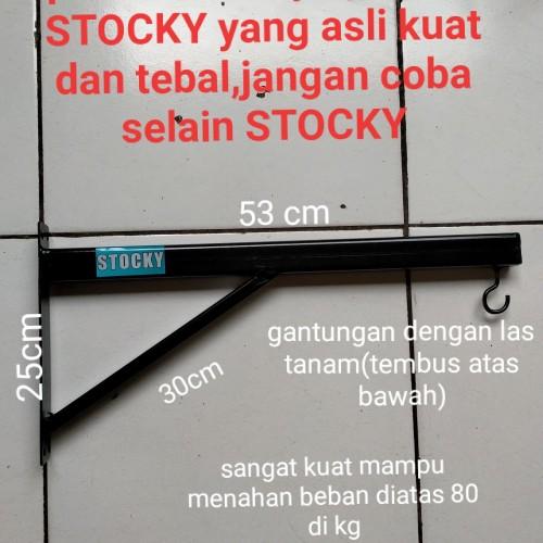 Foto Produk GANTUNGAN SAMSAK/BRACKET SAMSAK dari lukastri123