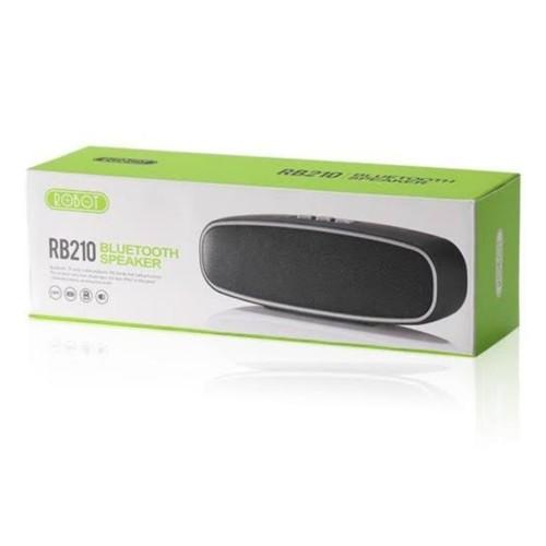 Foto Produk ROBOT RB210 Bluetooth speaker Black dari risnacollection