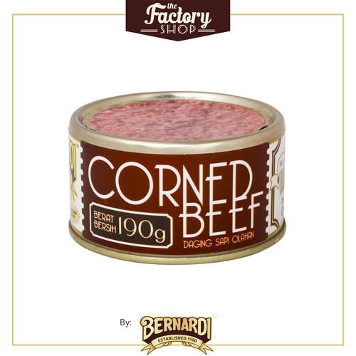 Foto Produk Bernardi Corned Beef 190g dari Bernardi Serpong