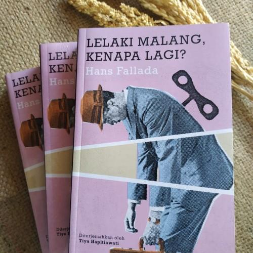 Foto Produk Buku Lelaki Malang Kenapa Lagi dari MoooiPustaka