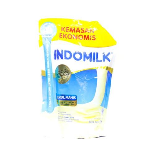 Foto Produk INDOMILK SKM POUCH 560 GR dari LotteMart Indonesia