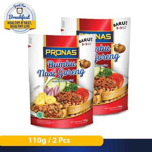 Foto Produk Pronas Bumbu Nasi Goreng Sapi 110 g bundling 2 pcs dari Pronas Official Store