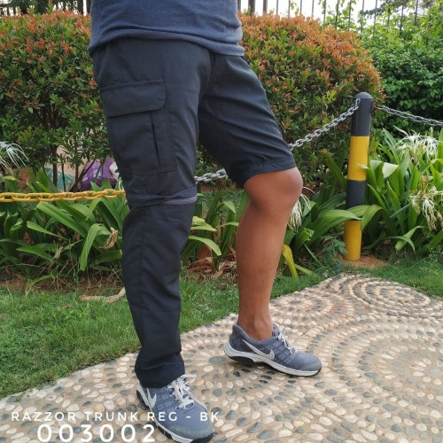 Foto Produk Celana Quick Dry Outdoor Cargo Panjang Sambung Original Setara Consina dari Riung Adventure