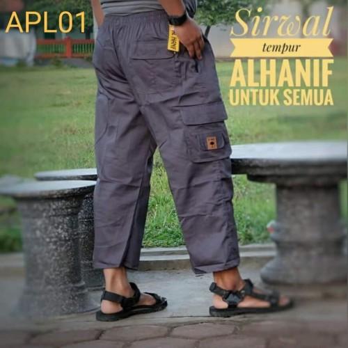 Foto Produk sirwal murah laa isbal celana sunnah - M dari naufalmoeslim
