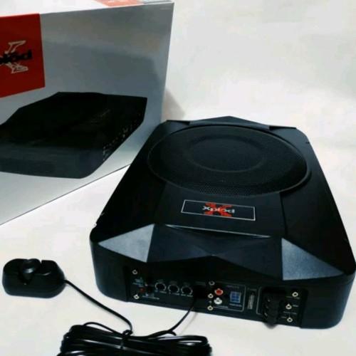 Foto Produk Subwoofer Kolong X Pload 1200 W Max XS - 10SD dari dinasti car audio