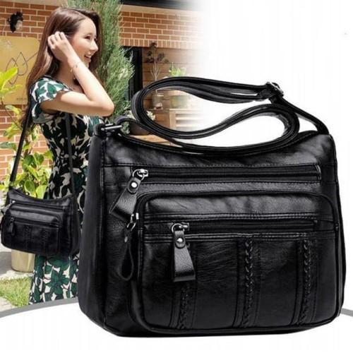 Foto Produk TS121 Korea Beauty Elegance Women Sling Bag / Tas Selempang Wanita dari EnnWen Online Store