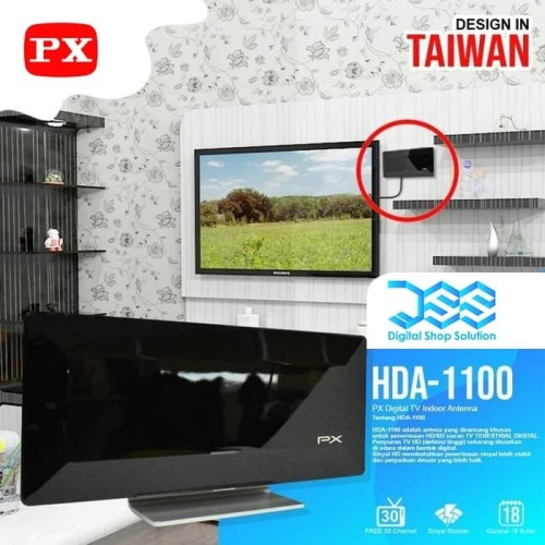 Foto Produk Antena Digital Indoor Tv PX HDA 1100 dari Digital Shop Solution