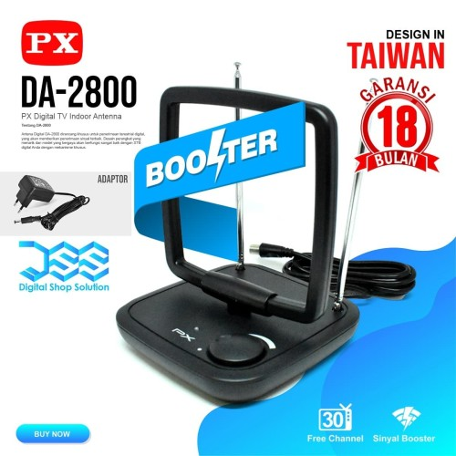 Foto Produk Antena Tv Digital Indoor booster PX DA 2800 dari Digital Shop Solution