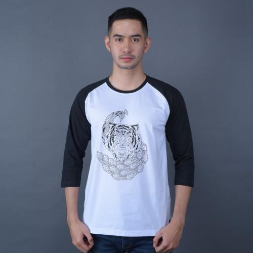 Foto Produk Kaos DGD Raglan Reog - XXL dari DGD INDONESIA