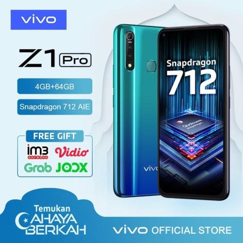 Foto Produk VIVO Z1 PRO SONIC BLUE dari vivo Indonesia