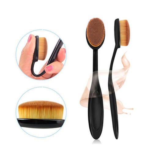 Foto Produk Kuas Oval Brush Foundation Brush dari One Of Kind Shop