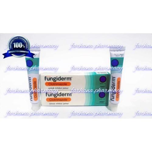Foto Produk Promo Asli Fungiderm Krim 5 gr / Infeksi Jamur dari Farhana Pharmacy