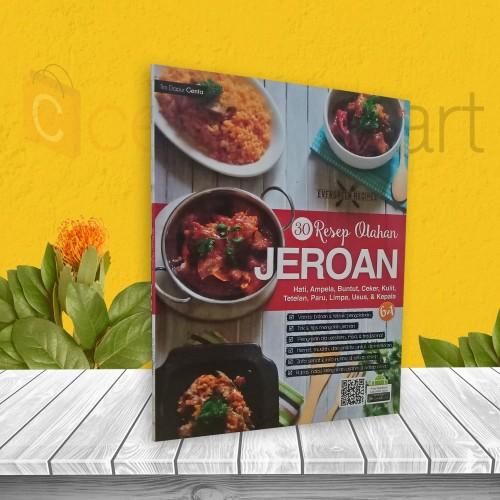 Foto Produk 30 RESEP OLAHAN JEROAN - Bonus Apps Android dari cerdas media