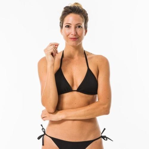 Foto Produk Olaian Atasan Bikini Hitam Basic Decathlon - 8331432 - 38 dari Decathlon Indonesia