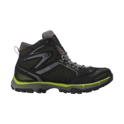 Foto Produk Vasque Inhaler II GTX Color Black Lime Sepatu Hiking Pria - 43 dari Vasque Indonesia