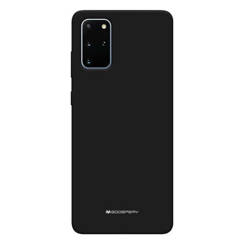 Foto Produk GOOSPERY Samsung Galaxy S20 Plus G985 / G986 Soft Feeling Jelly Case - Black dari Goospery Indonesia