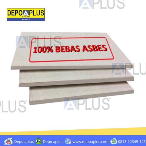 Foto Produk PAPAN SEMEN/SILIKA BOARD/SEMEN BOARD APLUS 3,5MM 1200X2400 dari Depo Aplus
