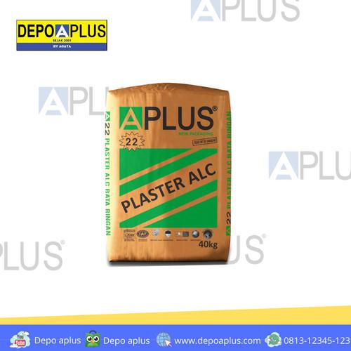 Foto Produk Semen Plaster Mortar Plester dinding bata 40kg dari Depo Aplus