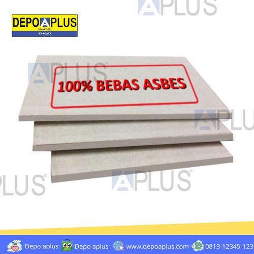 Foto Produk PAPAN SEMEN/SILIKA BOARD/SEMEN BOARD APLUS 4MM 1220X2440 dari Depo Aplus