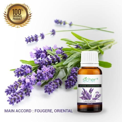 Foto Produk Sicher SA-101 Fragrance Oil Lavender 10ml dari Sicher Ecosystem