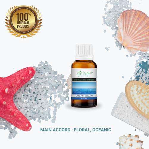 Foto Produk Sicher SA-101 Fragrance Oil Ocean 10ml dari Sicher Ecosystem